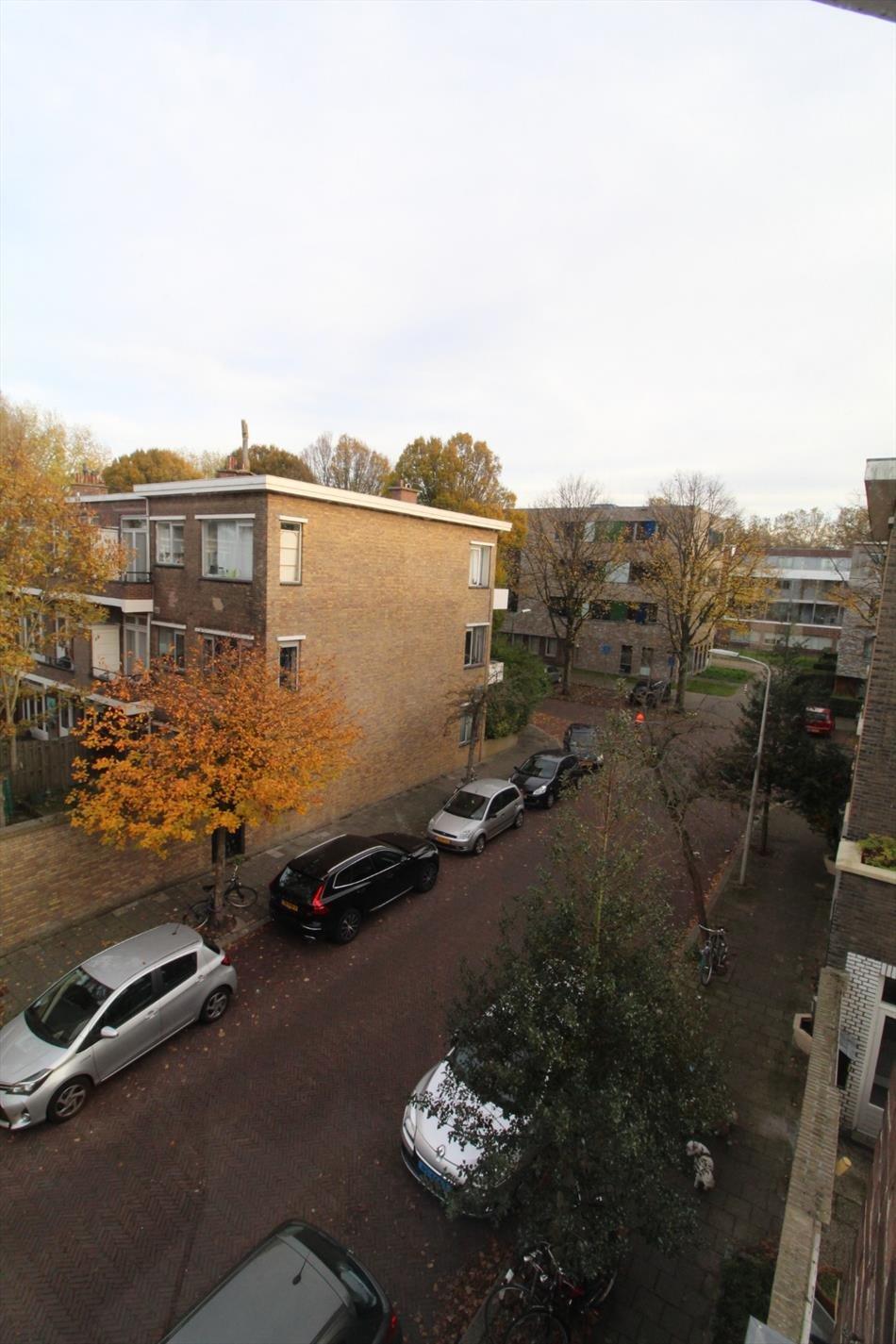 Cornelis van der Lijnstraat 209, 's-gravenhage