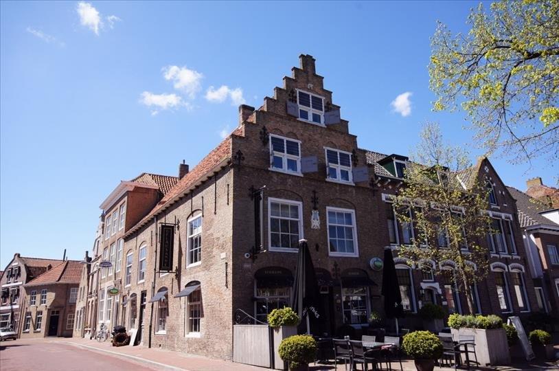 Markt, Ijzendijke